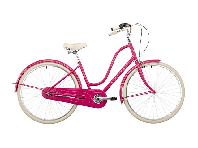 Electra Amsterdam Original 3i - Vélo de ville Femme - Ladies rose